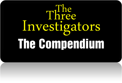 The Three Investigators - The Compendium Logo